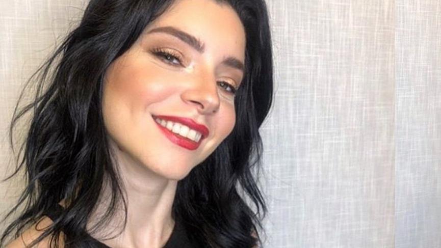 Turkish actress Merve Bolugur. (Image Credit-Haber Global)