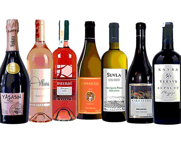 Turkish wines are underrated ones around the world.