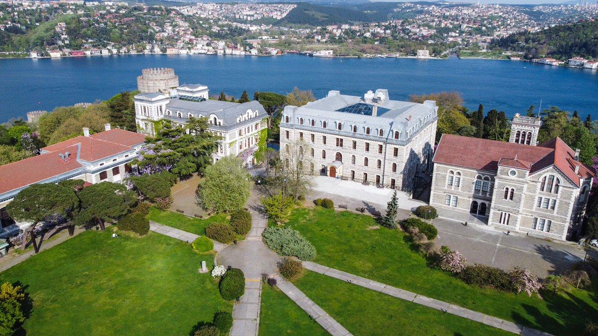 Boğaziçi University and its amazing campus.