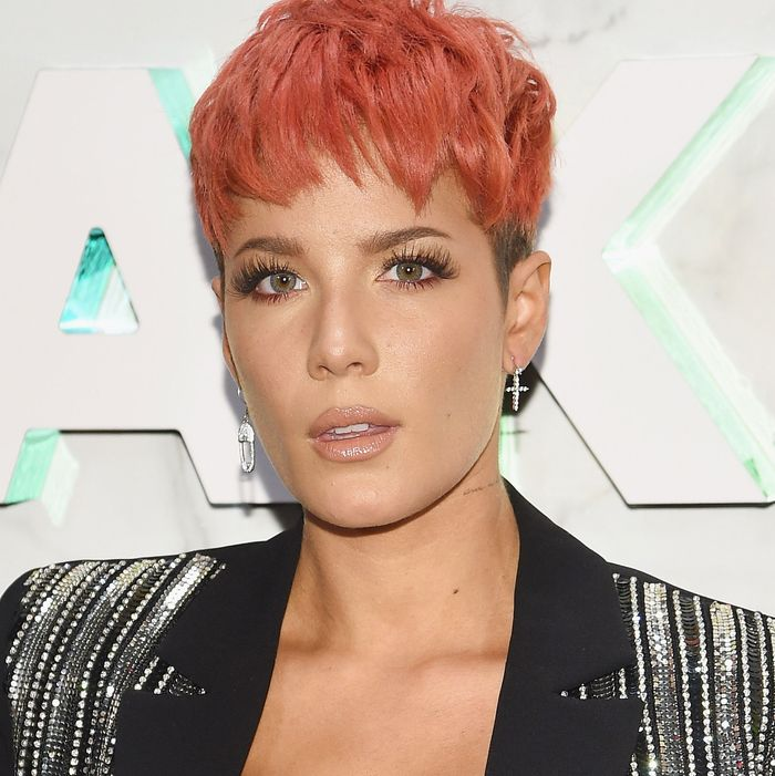 In her previous twit, Halsey said that It is only 11 percent [Turkish descent] but it is enough for me to like baklava. (Image Credit-Vulture)