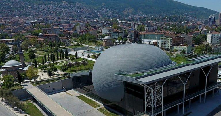 Panorama 1326 Bursa Conquest Museum to Meet Again Its Visitors