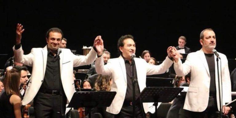 The Three Tenors of Turkey, Three Sopranos Bring Polyphony to Stage