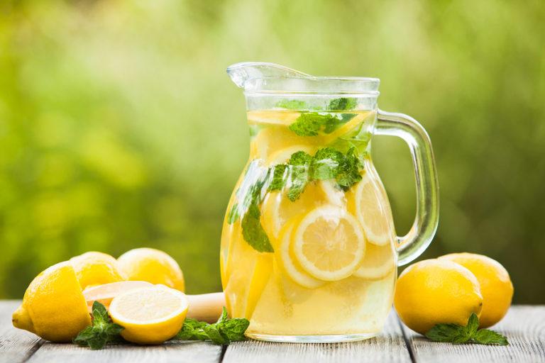 "Delicious Turkish Lemonade or ""Limonata"" Recipe"