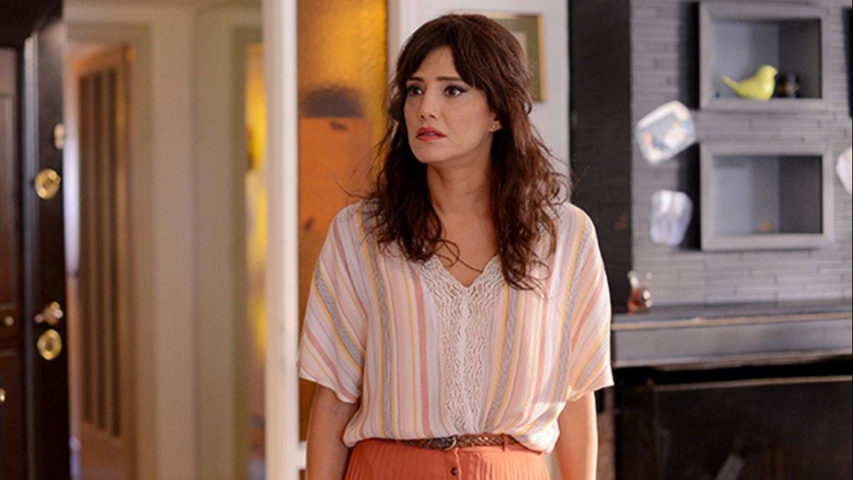 Nehir Erdoğan has been acting in My Name is Melek (Benim Adım Melek) Turkish TV series