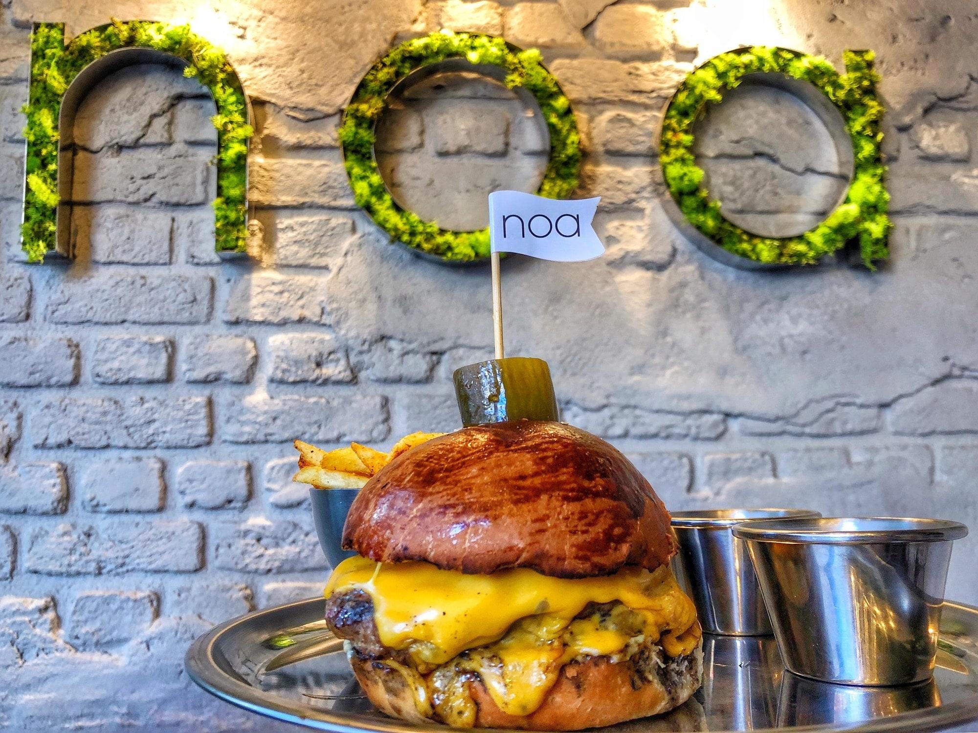 Noa Burger, Beşiktaş