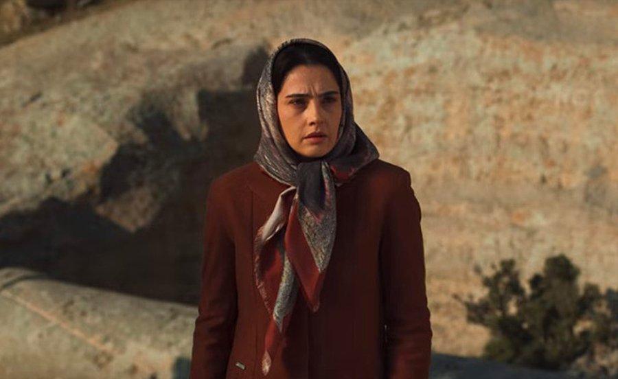 Ruhiye (Funda Eryiğit) is the troubled wife of Yasin (Fatih Akman)