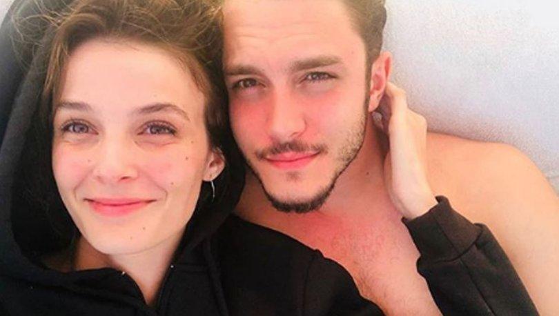Büşra Develi and her current boyfriend Cem Aktay
