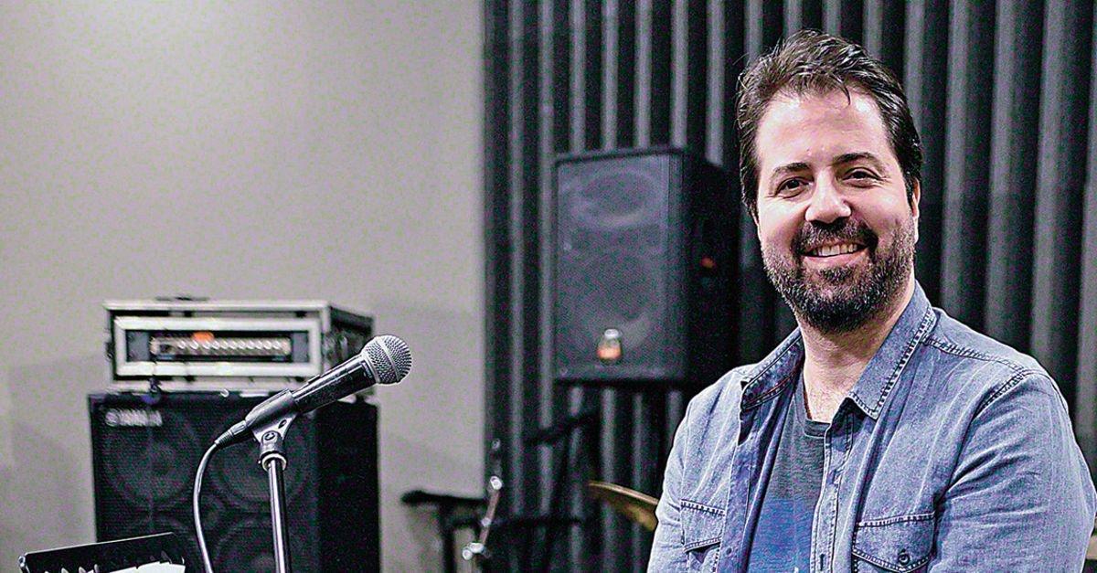 Emrah Karaca is the son of prominent Turkish rock star Cem Karaca