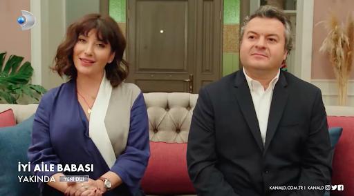 Mehmet Ali Pamuk and Aslı Pamuk