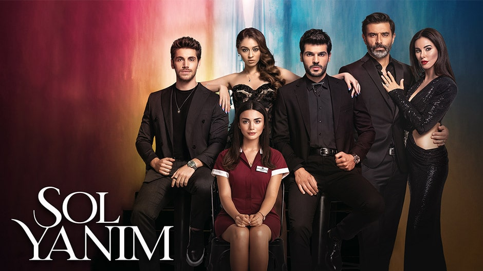 Sol Yanım (literally 'My Left Side') is a new Turkish TV drama