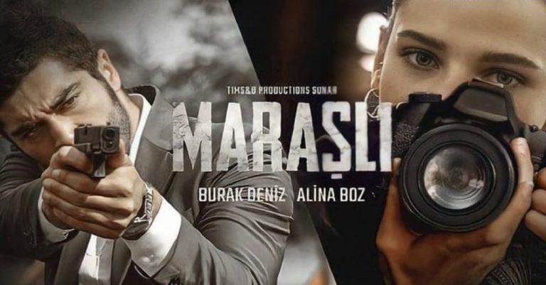 """""""Maraşlı"""": A Sensational Turkish Drama Featuring Alina Boz and Burak Deniz"""