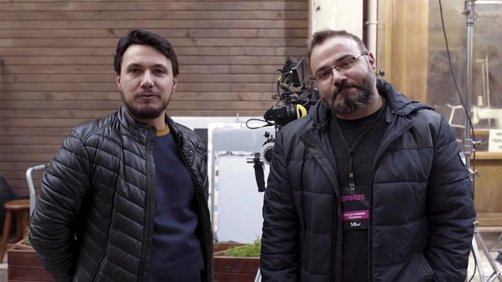 Burak Aksak and Selçuk Aydemir