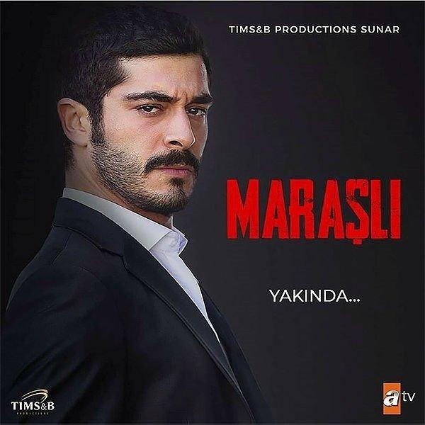 Maraşlı Turkish TV series is going to start on January 11th, Monday