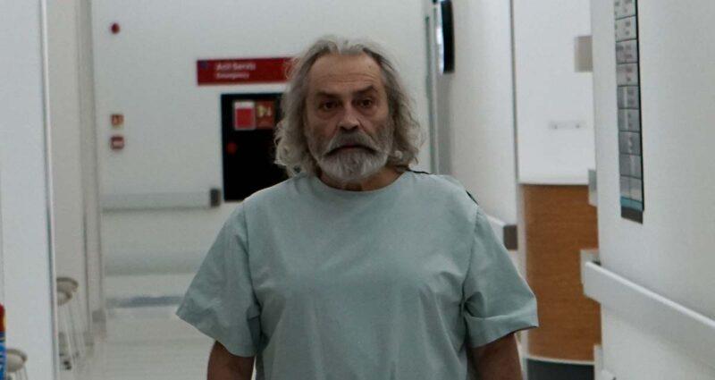 The master actor Haluk Bilginer acts as Erbil