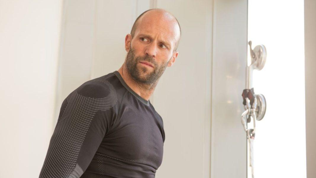 The world-famous English actor Jason Statham
