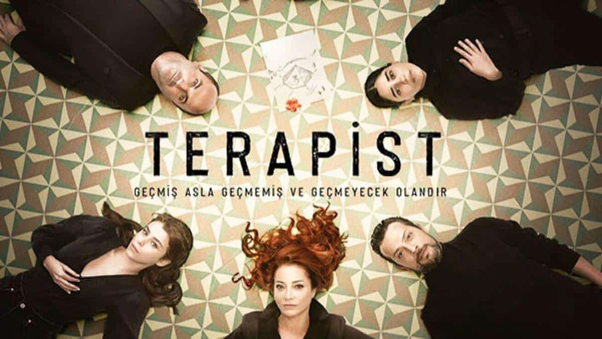 Therapist is a psychological thriller of Gain Media