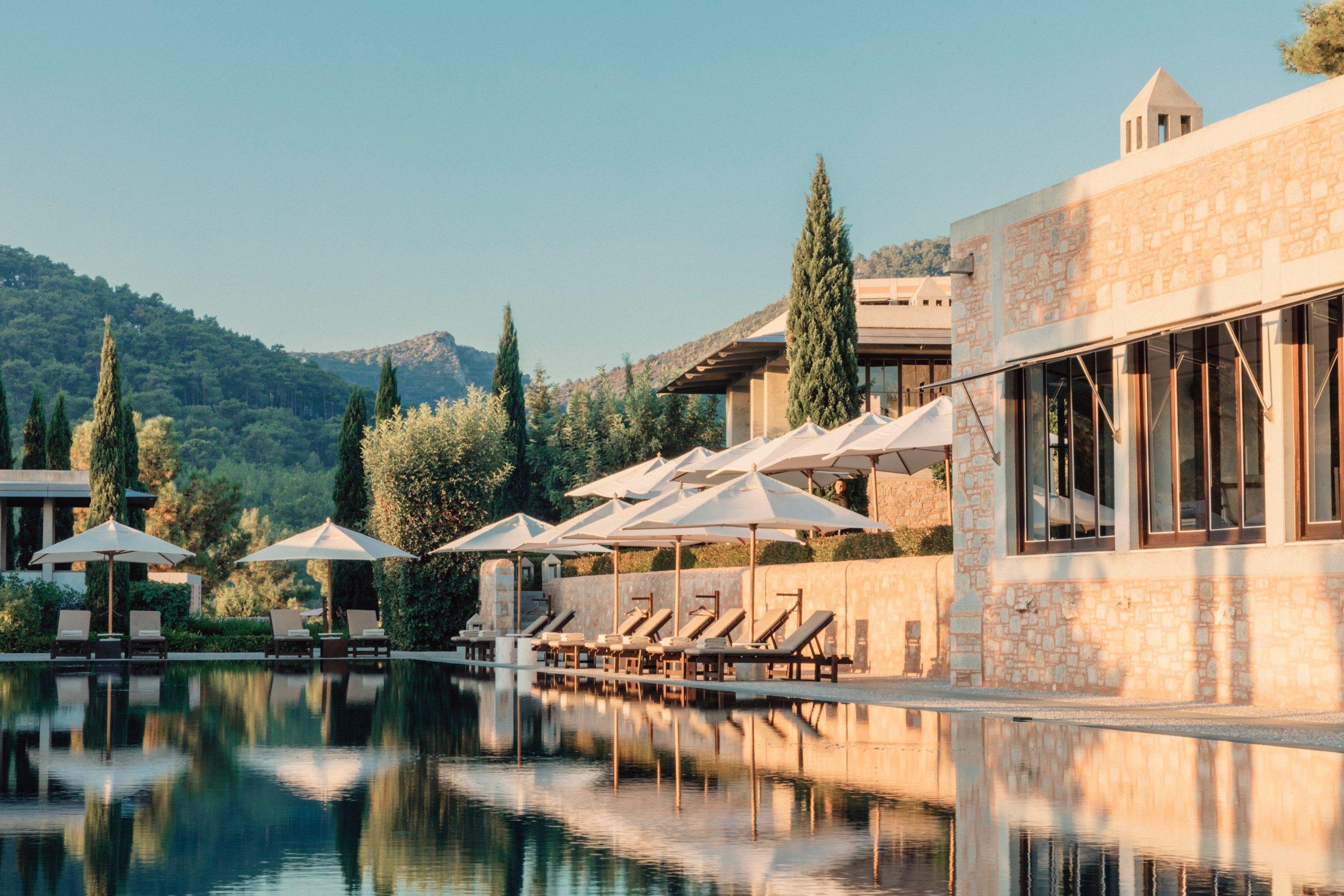 Best Hotels in Turkey: AMANRUYA, Bodrum