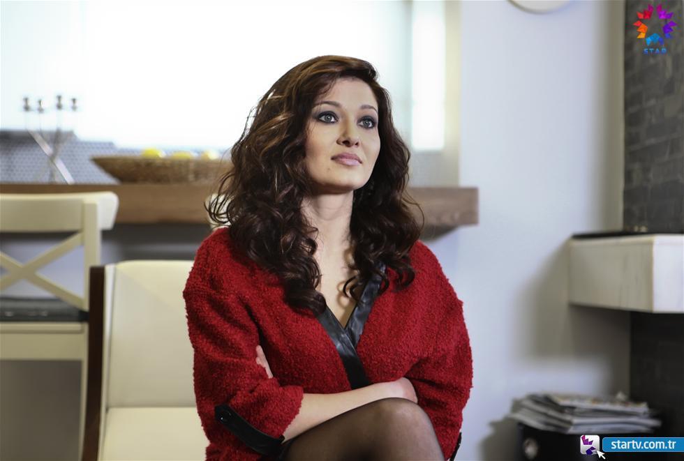 Despite her age, 45, Nurgül Yeşilçay is still one of the most beautiful and sexy women in Turkey