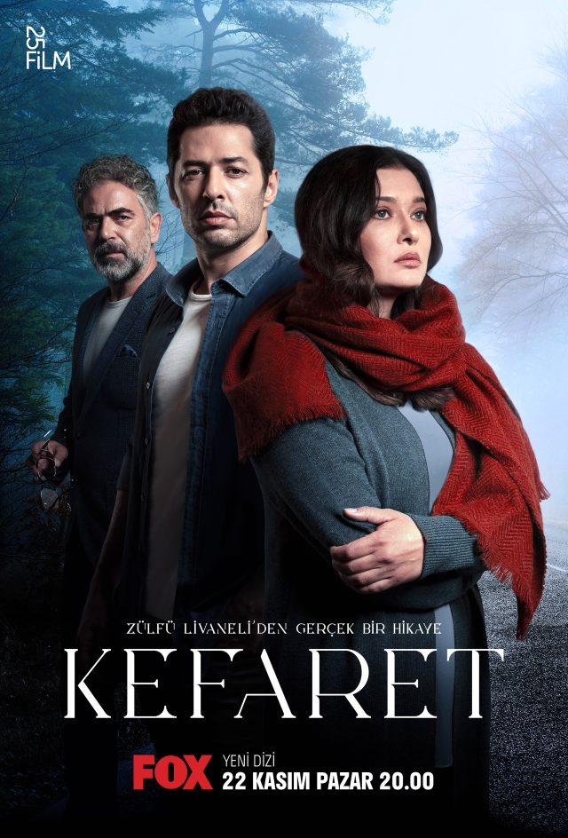 Kefaret (Atonement) Turkish TV series has an intriguing story