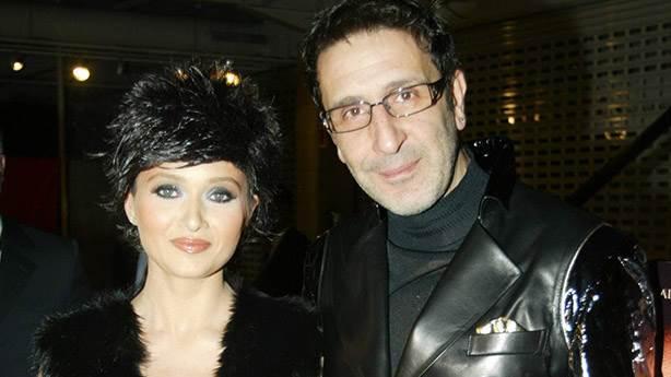Nurgül Yeşilçay and and her ex-husband Cem Özer