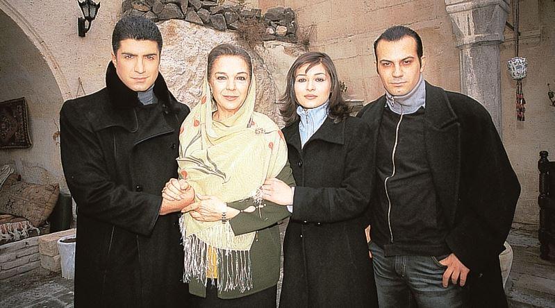 Nurgül Yeşilçay, with Asmalı Konak Turkish TV drama in 2002-03, gained great popularity and prestige