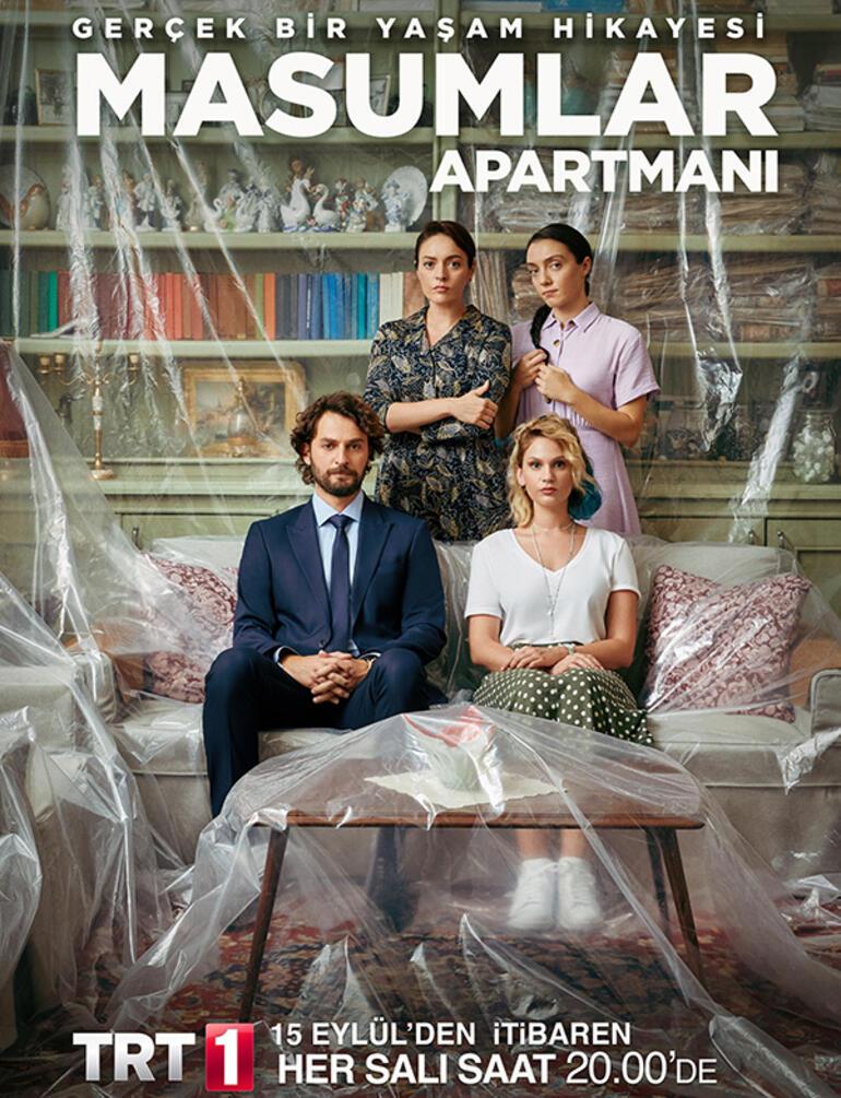 The Innocents (Masumlar Apartmanı) is a real life story