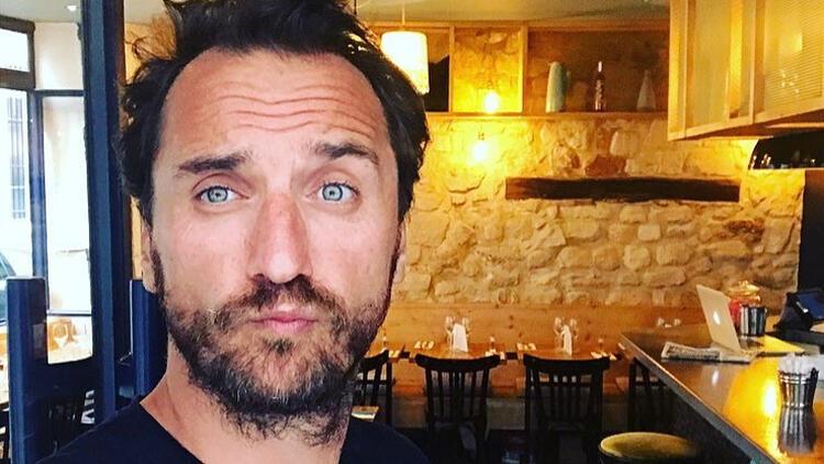 The accomplished Turkish actor Fırat Çelik