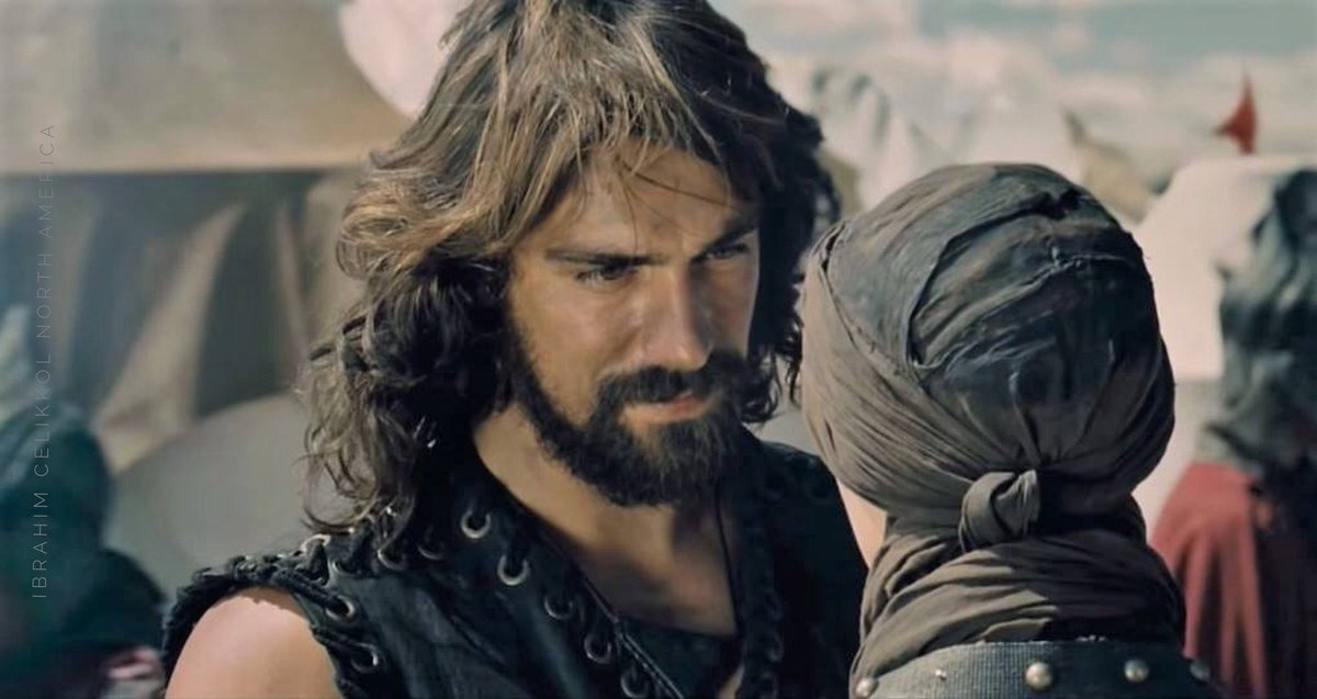 The actor acted as the historic and heroic Turkish figure in Fetih 1453, a 2012-make Turkish film