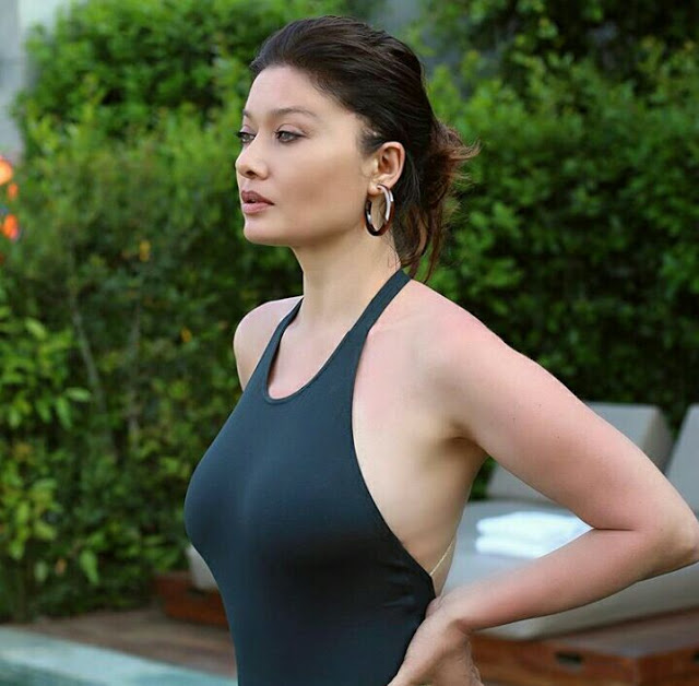 The actress has an incredibly fit body despite her age