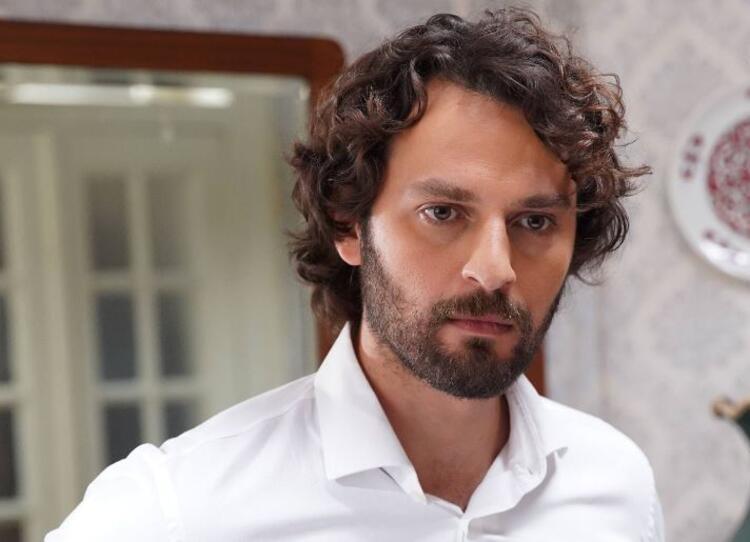 The handsome Turkish actor Birkan Sokullu is acting as Han