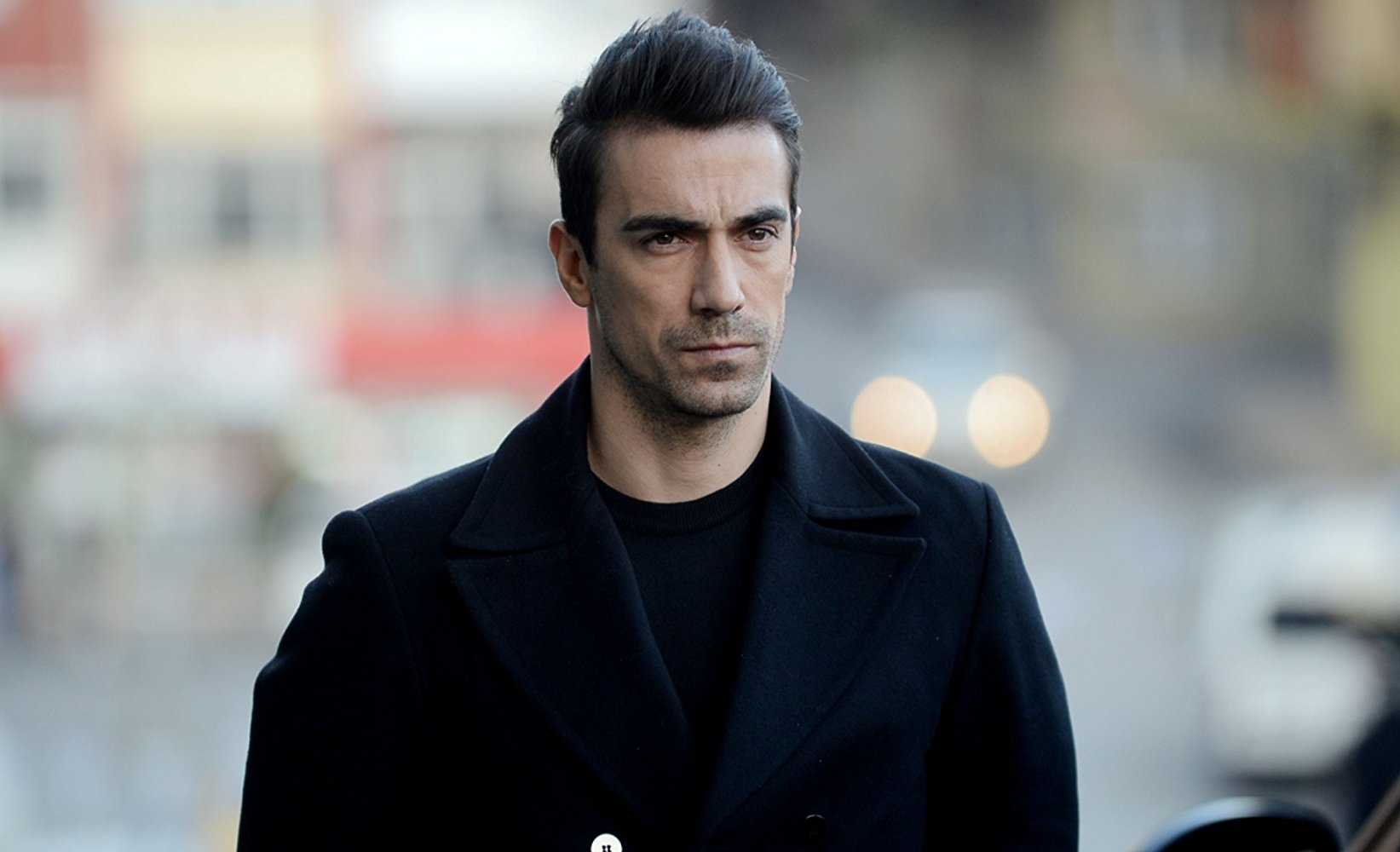 The handsome and charismatic Turkish actor İbrahim Çelikkol