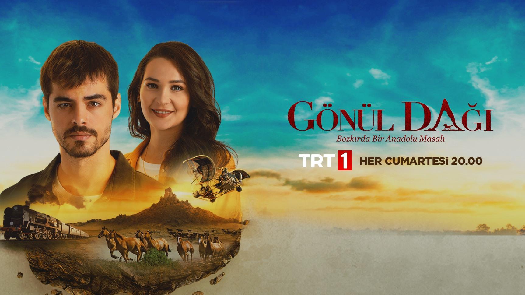 Brand new Turkish TV show Gönül Dağı (literally, Mountain of Hearts)