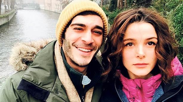 Burak Deniz and Büşra Develi were the cutest couples in Turkey
