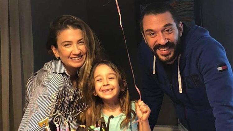 Ceren Benderlioğlu, Emir Benderlioglu and their daughter Nur