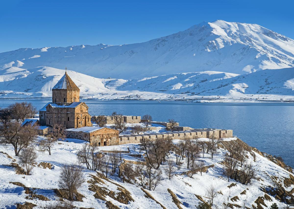 Despite the hardest winter in Turkey in terms of coronavirus, Turkey seek to have risen the share of winter tourism in Turkey