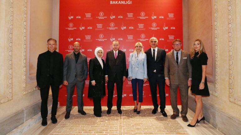 Jason Statham in Turkey: The Hollywood Star Celebrate Erdoğan's Birthday with Guy Ritchie