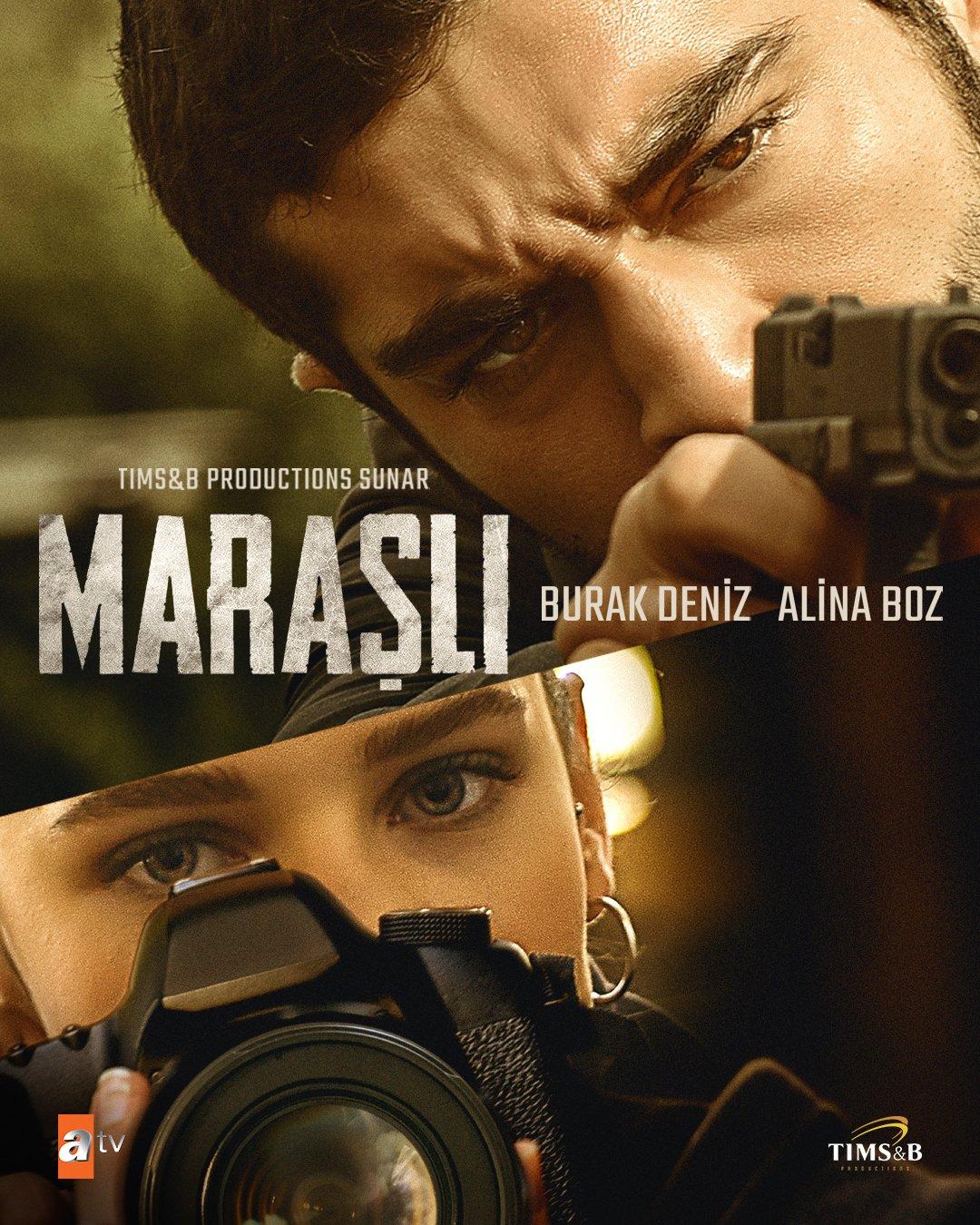 Maraşlı is the new phenomenon Turkish series