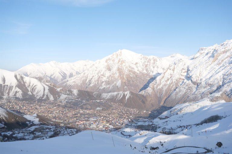 Winter Tourism in Turkey Before the Winter is Fully Gone: Turkey's 'Alps' Mergabütan Ski Center