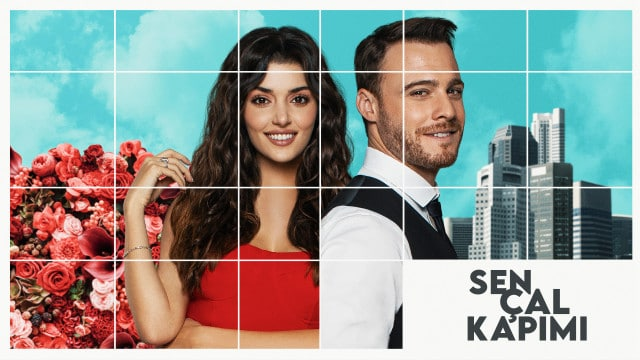 Sen Çal Kapımı (You Knock on My Door) is a popular Turkish romantic comedy