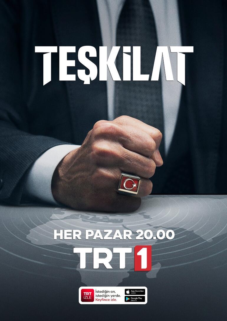 Teşkilat (Ankara) is a brand-new Turkish action and drama series