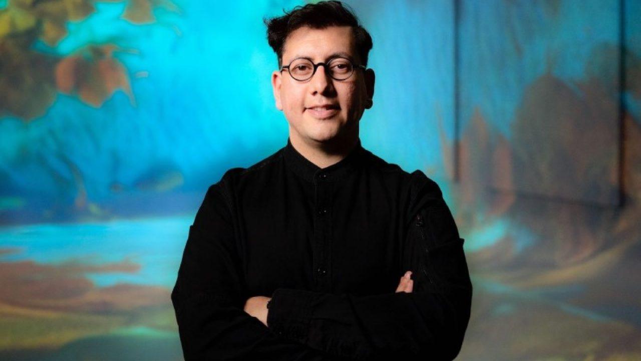 The world-famous Turkish artist Refik Anadol (36) is mostly focussing on digital art