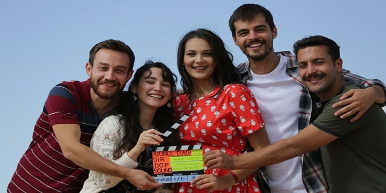 Turkish TV show Gönül Dağı has a young and talented casting