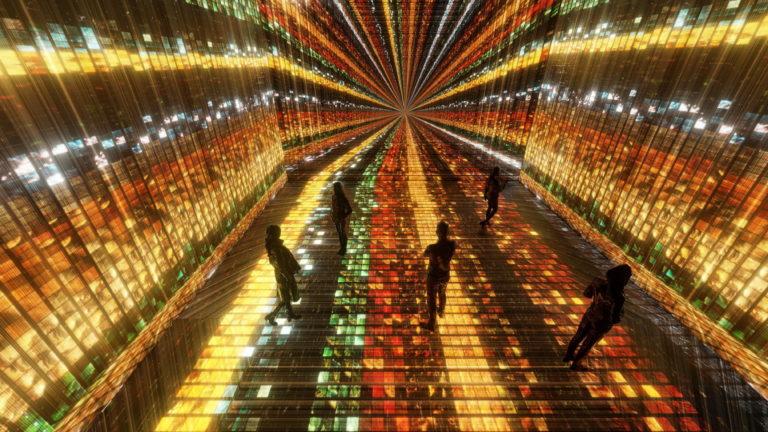 Enchanting Digital Art Exhibition in Istanbul by The Turkish Artist Refik Anadol