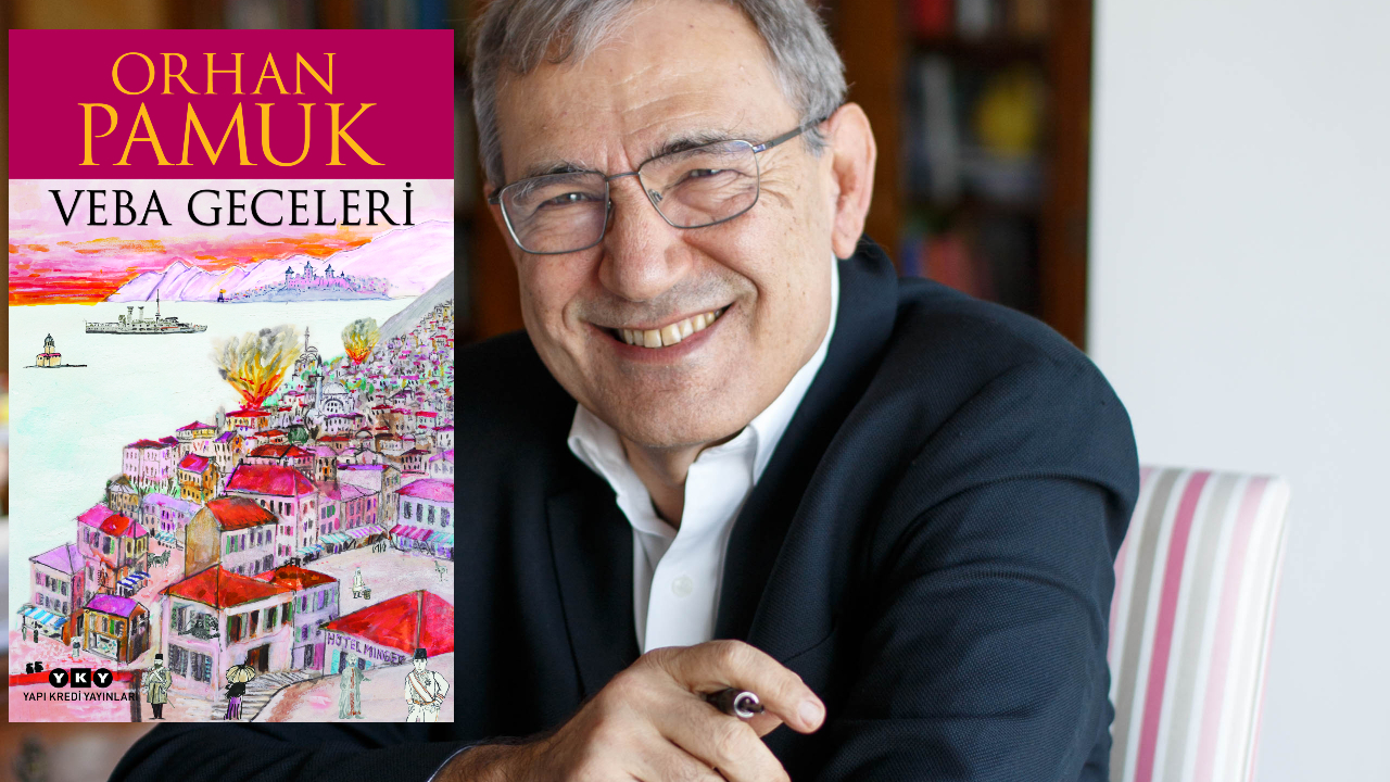 Nights of Plague (Veba Geceleri), the last novel of Nobel-winning Turkish author Orhan Pamuk, was published as of March 2021