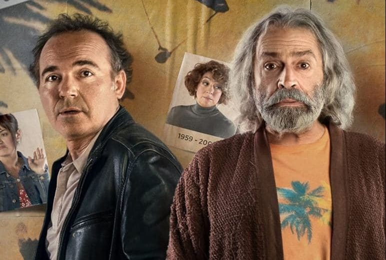 Azizler (Stuck Apart) is a 2021-make Netflix original production in which Haluk Bilginer starred as one of the leading roles