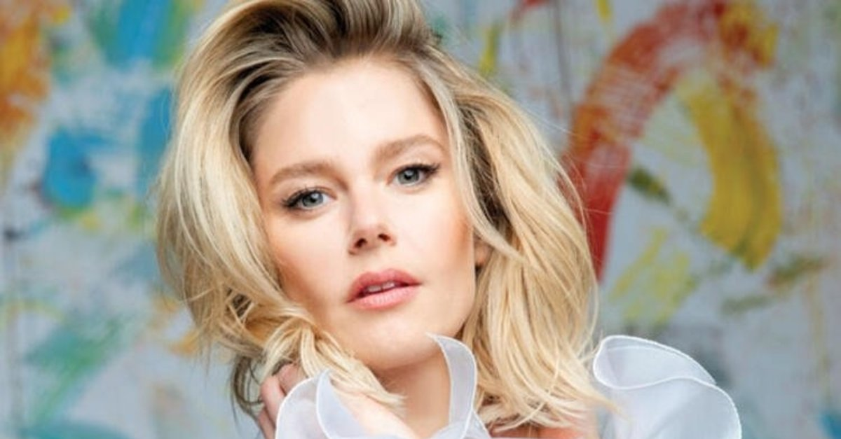 Burcu Biricik is Turkey's one of the most beautiful, talented and active actresses