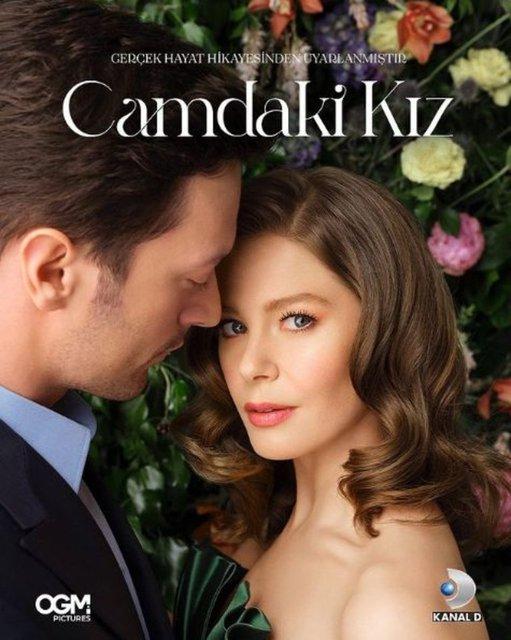 Camdaki Kız Turkish TV drama is adapted from a best-selling psychologic thriller novel