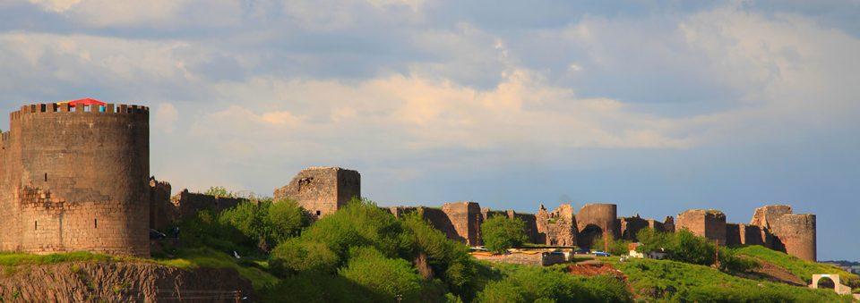 Diyarbakır Walls or Castle
