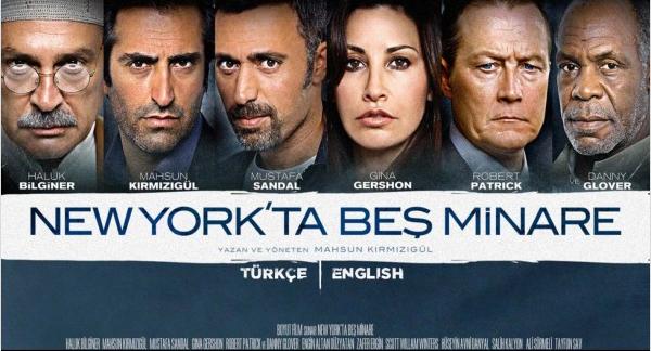 Five Minarets in NY was a huge movie in the Turkish film industry and in Haluk Bilginer's career