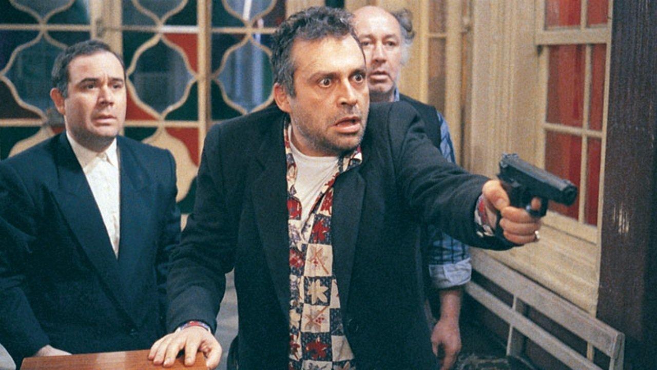 Haluk Bilginer in Masumiyet (Innocence), a prestigious Turkish film